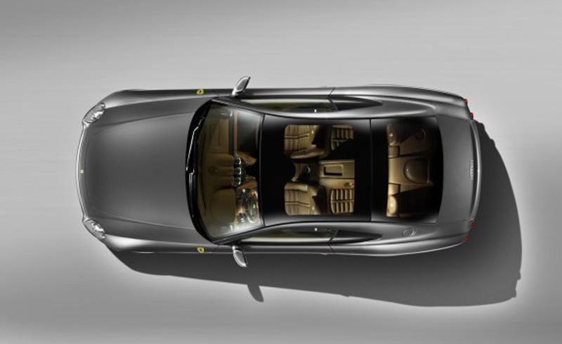 The New 10000 Sunroof On The Latest Ferrari Ff Makes Total Sense