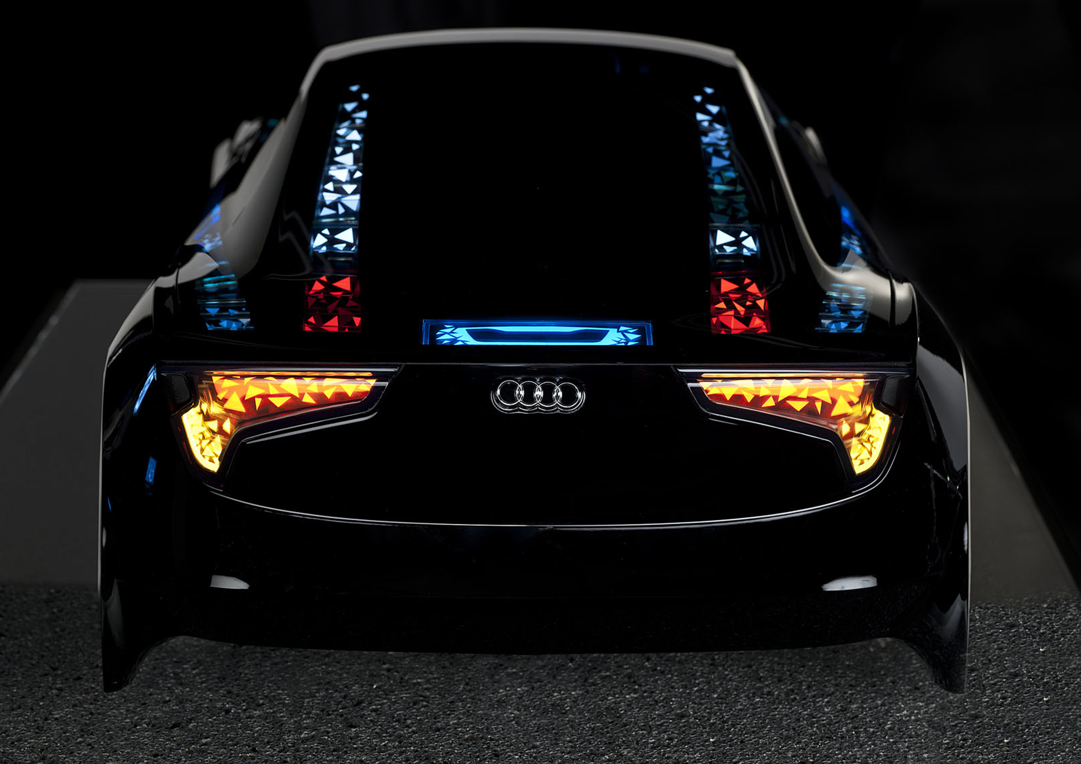 Audi S Next Generation Of Head And Tail Lights Coming Soon
