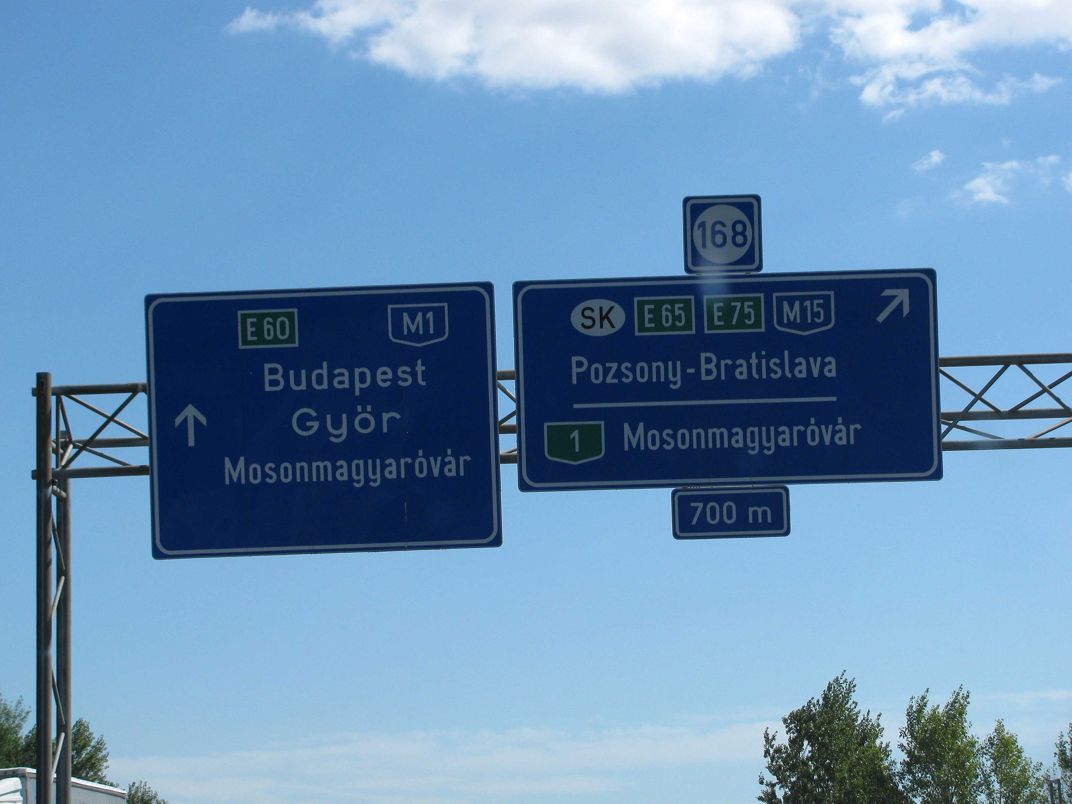 Roads Hungary E Toll Cz Confusion A Useful New Road Finland Hungarys Electronic System Looks Set To Miss Its July 2013 Start Date Contract Build And Operate The Reportedly Biggest Public