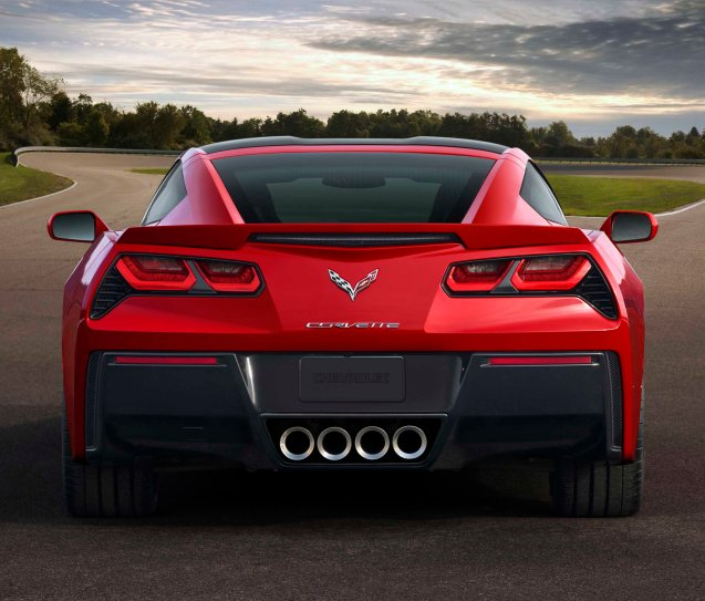The all-new Chevrolet Corvette Stingray launched at the Detroit Motor Show, will be available in right hand drive in 2015. Extensive use of aluminium and carbon fibre sees a highly competitive kerb weight of less than 1400kg. Its 6.2 litre V8 engine - allied to a 911-style 7 speed manual gearbox - produces 450bhp. A removable roof panel completes the package. LHD cars arrive in Europe later this year priced around £50,000.