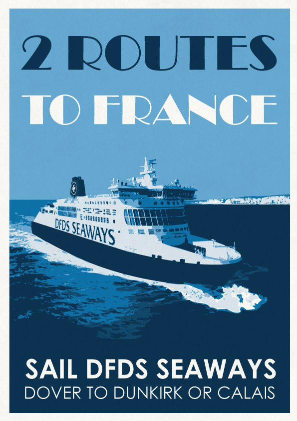 dfds vintage