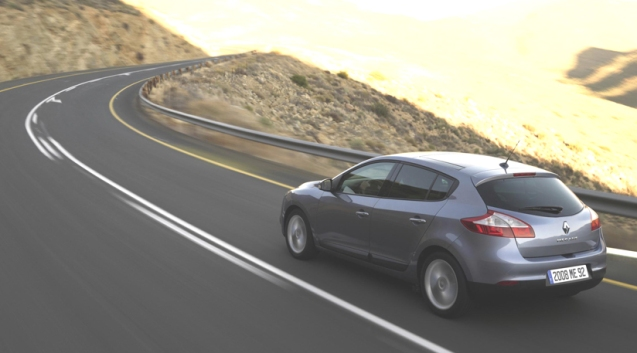 Learn to recognise the Renault Megane from every angle.