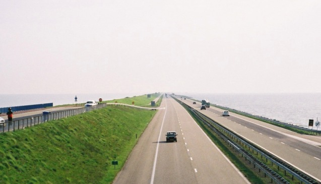 North Holland, May 2006, five days, 575 miles.