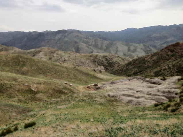 Silver mining has been ongoing in Tajikistan for over a thousand years though these mine tailings are more modern. An existing Western investor in Tajikistan is Silverhill Resources, a Swiss based company, which holds a licence for the Kanjol Ore Field in northern Sugd.