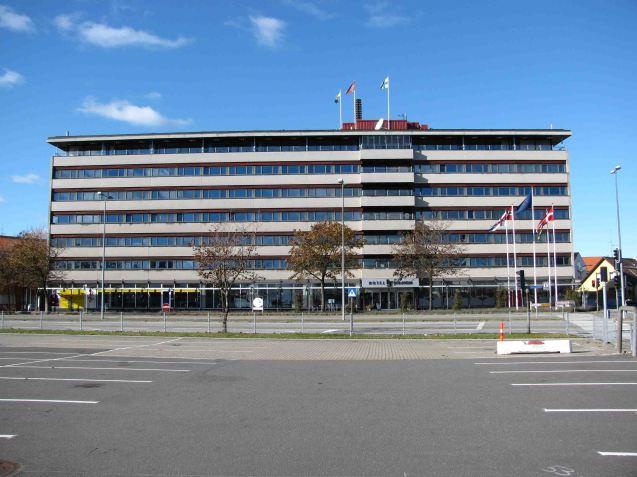 Hotel Jutlandia, Frederikshavn, Denmark