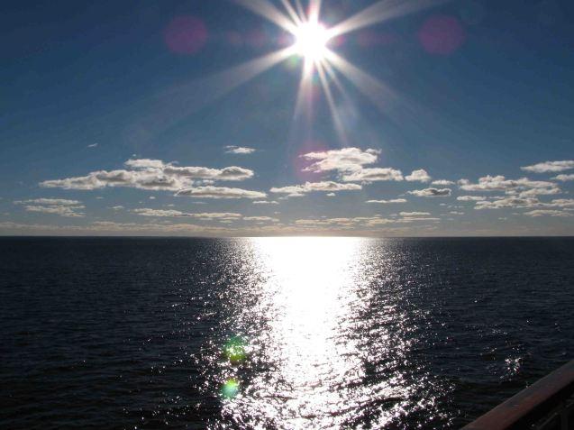 The Kattegat Sea