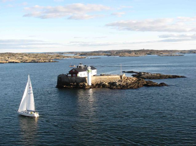 Sailing is the Swedish national sport.