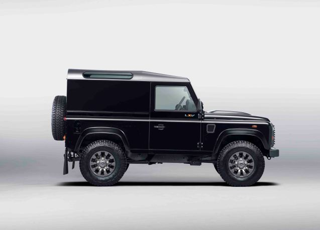 Precisely 2,008,179 Land Rover Defenders have been sold since the first one left the production line in Solihull on 30 April 1948. That's 85 sold every day since.