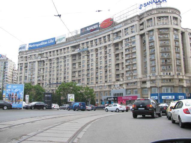 Piata Victoriei, Victory Square