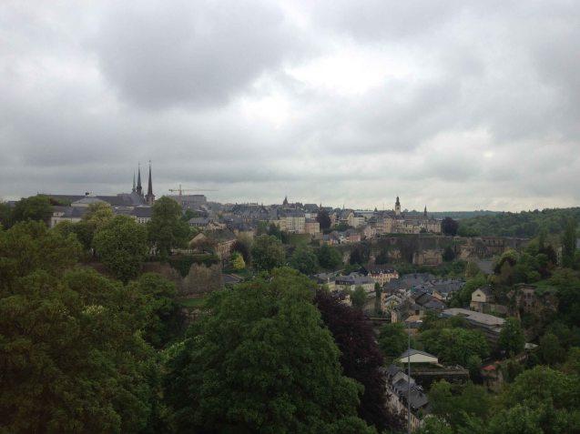 Decadent Luxembourg: