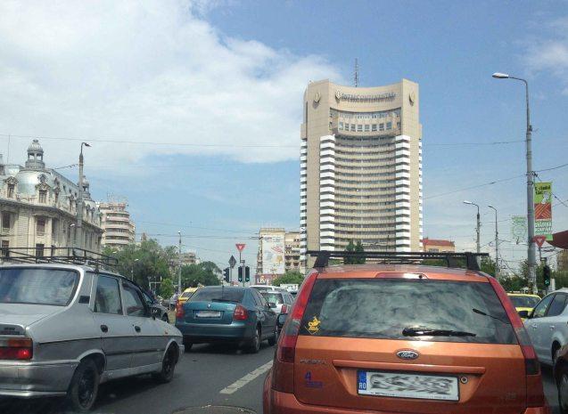 'Kilomterul 0' Bucharest