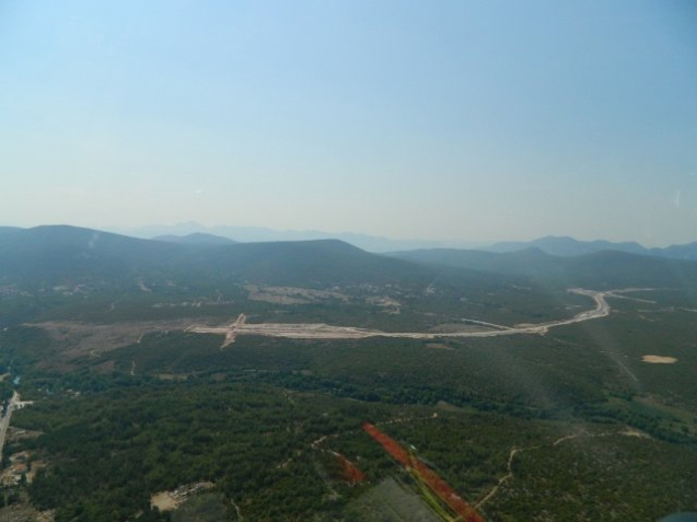 Bosnia - it might only by 5km long, but the brand new road from the also brand new international border point at Bijaca