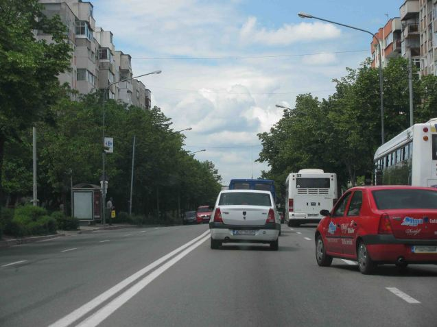 Pitesti: Dacia city