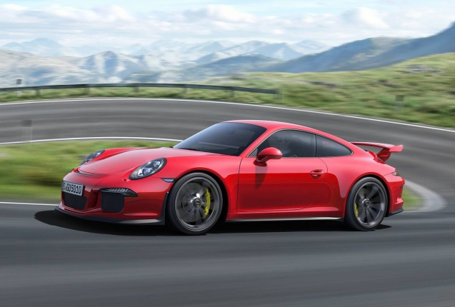 The new Porsche 911 GT3 has been driven for the first time and not even a quibble about the lack of a manual gearbox has stopped Chris Harris calling it a 'masterpiece'. Click the link above for the video.
