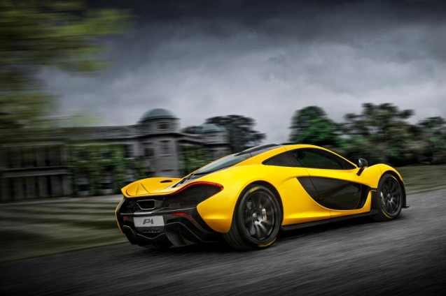 Enter the Forza Motorsport competition to win a ride in the McLaren P1 at this year's Goodwood festival of Speed. Click the link above.