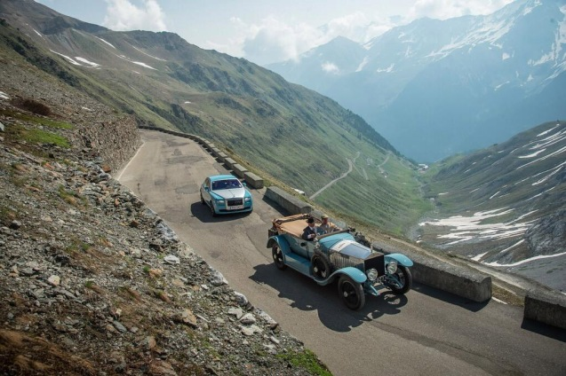 Day 7 Rolls-Royce Alpine Rally: Day of Reckoning on the Stelvio Pass