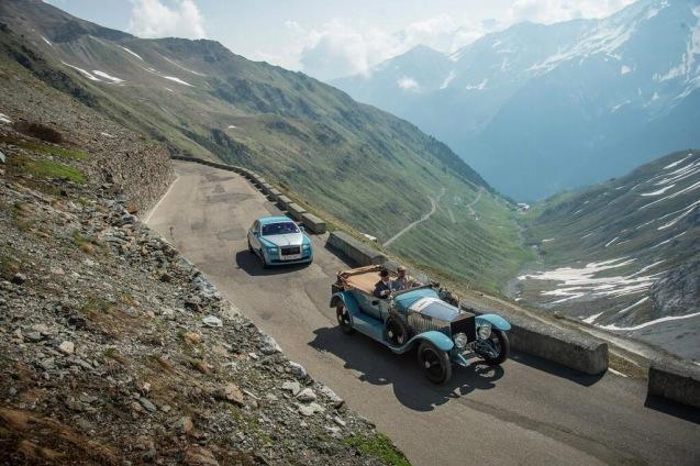 Day 7 Rolls-Royce Alpine Rally: Day of Reckoning on the Stelvio Pass