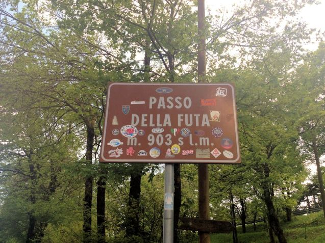The Futa Pass. Not a mountain pass in the traditional sense but a spectacular road nonetheless. SP65 runs parallel to the A1 between Bologna and Florence, and is a brilliant alternative to the motorway slog (and toll free too). Used as a stage on the famous Mille Miglia Rally, and where Lamborghini and Ducati test out their latest machines.