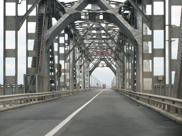 Bulgaria/Romania - now the Danube 2 bridge is up and running, a thorough revamp is being planned for the alternative Giurgiu-Ruse bridge.