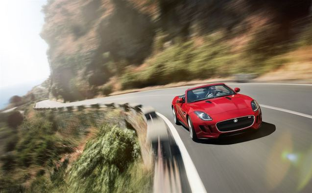For the next six months, Hertz is the only place in Europe with Jaguar F-TYPEs for hire. Prices start at €250 per day.