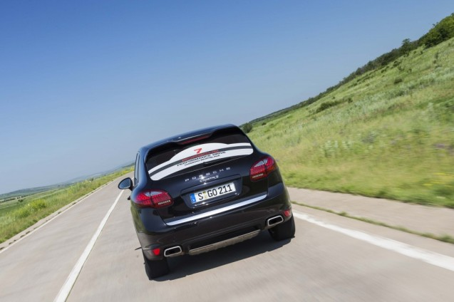 Moldova: The Porsche Performance Drive recently drove from Chisinau north west to the Ukraine border.