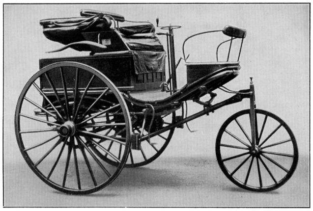 The Benz Patent Motorwagen