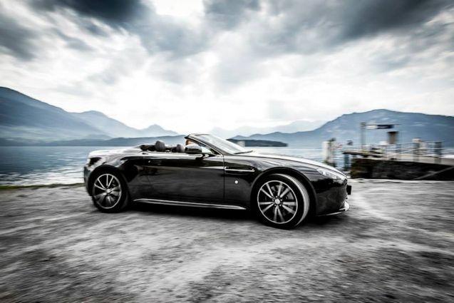 Aston Martin: 100 customers enjoyed two days of driving, boating and champagne tasting at Lake Zurich and Lake Lucerne in Switzerland earlier this month. Presumably part of the company's centenary celebrations. Not jealous at all.