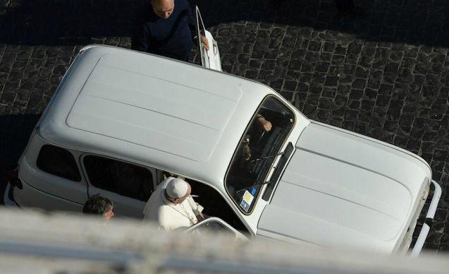 Austerity Pope.