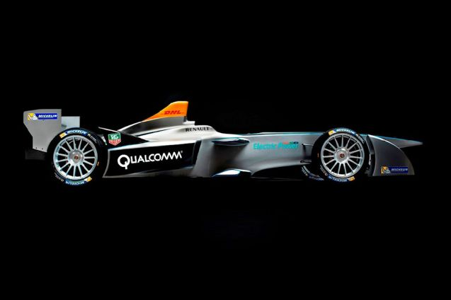 The tech is interesting – power from the McLaren P1's electric motor, batteries by Williams – but with the equivalent of just 270bhp (180bhp in the race) in an 800kg chassis, and a generic single-seat racer look, we can't see too many top flight racing drivers getting too excited about FormulaE, never mind the punters. Perhaps whooshing through the streets of the world's major capitals will swing the deal. There's still a year to go before the first race.