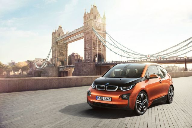 ELECTRIC CARS. With 80% of the first year's sales projections already sold - a month before it goes on sale - BMW is looking at expanding production of its all-new i3 electric car says Automotive News Europe. It's an early sign that the company's billion dollar bet on EVs is paying off, and/or that the 92% of other manufacturers which are at least hedging their bets on electric vehicles (according to a survey by KPMG) have missed the boat. While we're enormously impressed by the comprehensive package BMW has built in and around the i3 – the telematics, lifestyle, interior – we're thinking it's one of those rare occasions when a futuristic concept car should have been radically toned down for production… Mind you, we're yet to see one in the flesh.