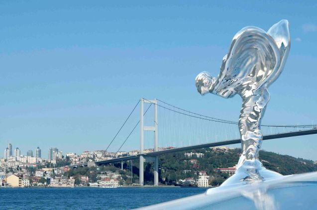 Rolls-Royce is to open its first dealership in Turkey. Rolls-Royce Motor Cars Istanbul will open on the Bosphorus early next year but first there's a special event at the British Embassy next month to introduce the Wraith, 'the definitive Grand Tourer for connoisseurs.'