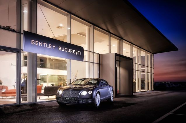 Bentley Bucuresti:
