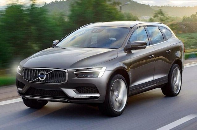 Coming soon: the all-new Volvo XC90. Pic via @VolvoSalesUK.
