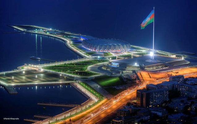 GT3 Baku: