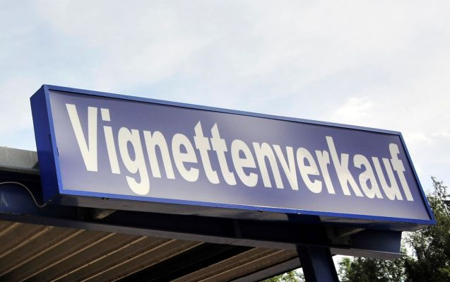 Vignettenverkauf - Vignettes for sale