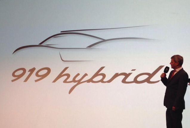 919 Hybrid: