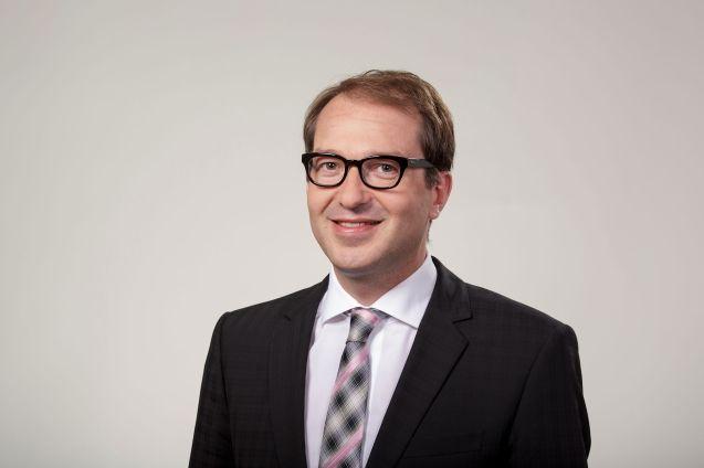 Transport minister Alexander Dobrindt