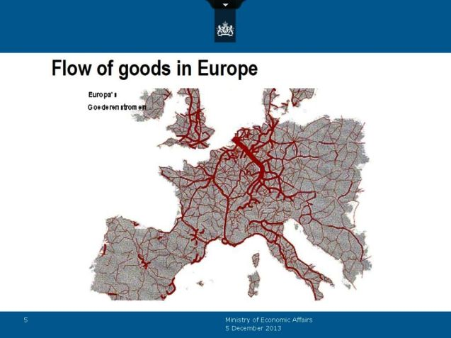 Interesting map of