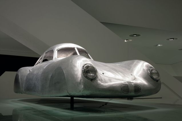 Two million visitors: even if you don't like cars that much you could still enjoy the Porsche museum at Zuffenhausen, north west Stuttgart.