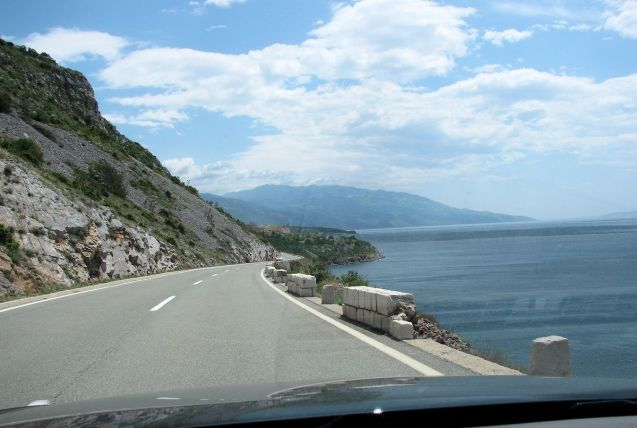 Random: coastal Croatia, May 2012.