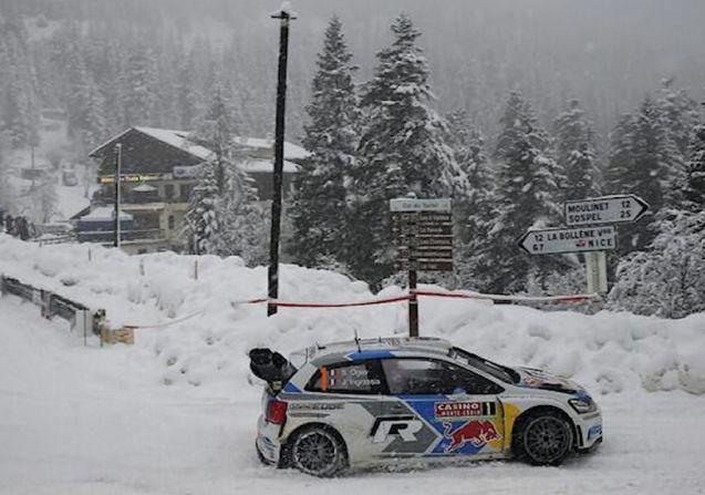 Monte Carlo Rally: