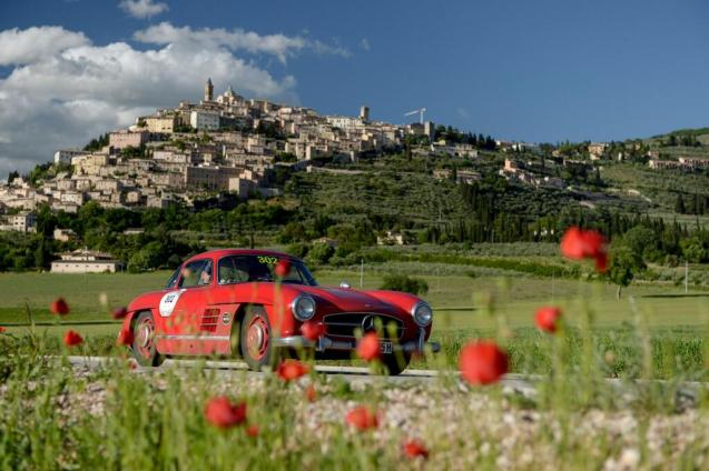 Mille Miglia, 15-18 May: a recreation of the famous road race, starting and finishing Brescia on a clockwise, circular 1,000 mile route through central Italy with a southernmost point of Rome. Even without the budget and the car – it's only open to cars which took part in the original 1927-1957 and registration is now closed – that route is a great reference point for touring Italy, taking in many of the most beautiful roads. See www.1000miglia.it for more.