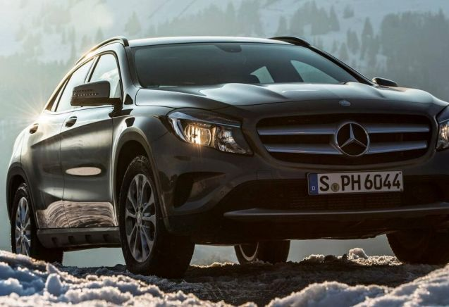 Try before you buy: pick up a brand new Mercedes-Benz GLA in Stuttgart. Drive it 225 miles south west to Kitzbuhel in Austria, spend a day skiing with a private 'Red Devil' instructor, stay at the five star Hotel Grand Tirola, take the car back to Stuttgart the next day. Price €499 for two sharing. A good deal? You have until 28 March to decide. Click the link above.