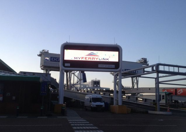 Moment of truth: Dover-Calais ferry operator MyFerryLink finds out this morning if the Competition Commission will finally drop the case which has caused so much uncertainty for the new operator.