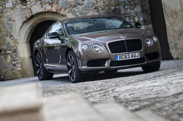 Without going into any details – like why, particularly – Bentley reveals it has let its new 520bhp GT V8S loose on west Balkan roads. It's currently driving from Otocec in south central Slovenia to Zadar on the Croatian coast. Avoiding motorways that's about 180 miles direct via the must-visit Plitvice Lakes and Waterfalls.