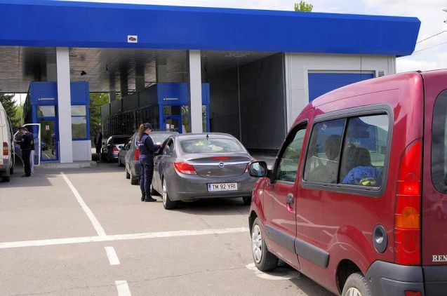 Moldovan citizens are able to visit the EU without a visa as of yesterday. Ergo, EU citizens (including those with an EU visa) can now visit Moldova without worrying about a visa anymore. Sandwiched between Romania and Ukraine, just cut off from the west Black Sea, Moldova featured on last year's Porsche Performance Drive.