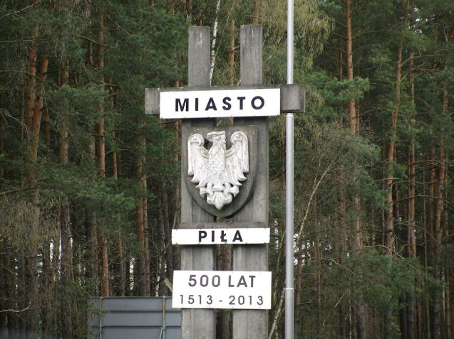 Pila celebrating its 500th anniversary.