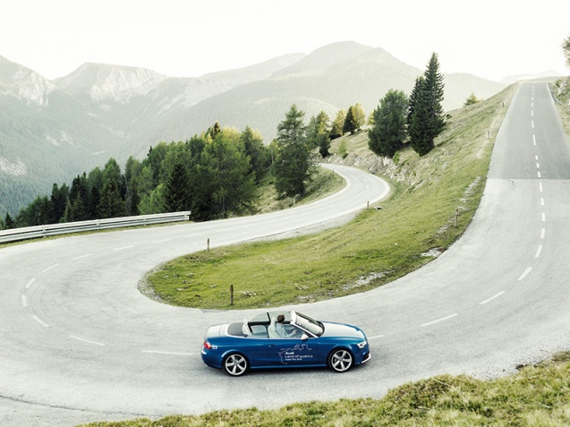 Audi drove Solk at the end of day one of its Alpen Tour last year - right after Nockalm and Turracher Heights – part of its 22 mountain pass tour starting in Klagenfurt and ending in Monaco. Also, about 30km either side of Solk Pass is Radstadler Tauern Pass in the west (aka B99 Katschbergstrasse) and Triebner Tauern Pass (B114 Triebnerstrasse) to the east. Our 'Mapping the Alps' series tackles all of these roads one by one. See the bottom of the page for more.