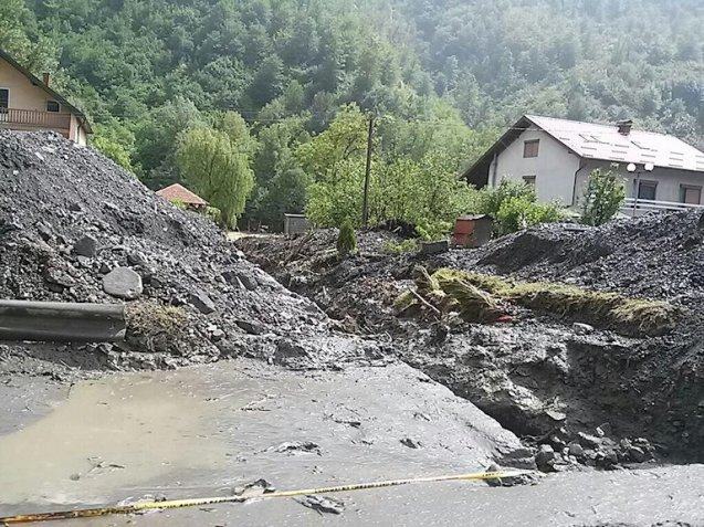 BOSNIA: More than 3,000 landslides across the northern part of the country - and neighbouring Serbia - yesterday closed roads and displaced mine fields left over from the conflict in the 1990s. The rain has now stopped but the rivers are expected to peak in the next couple of days. Miraculously the YoGypsy tour around the western Balkans last week escaped unharmed. More later.