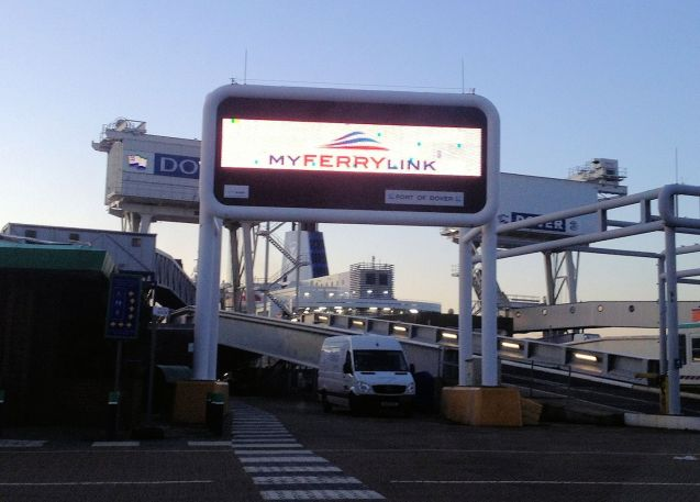 MyFerryLink: not going anywhere just yet
